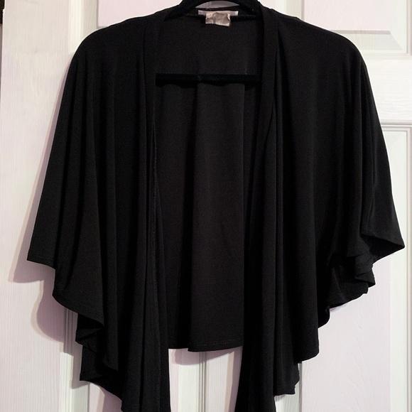 Black Winged Shawl